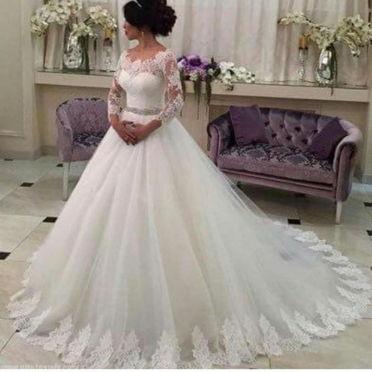 فساتين زفاف وسهرة 3