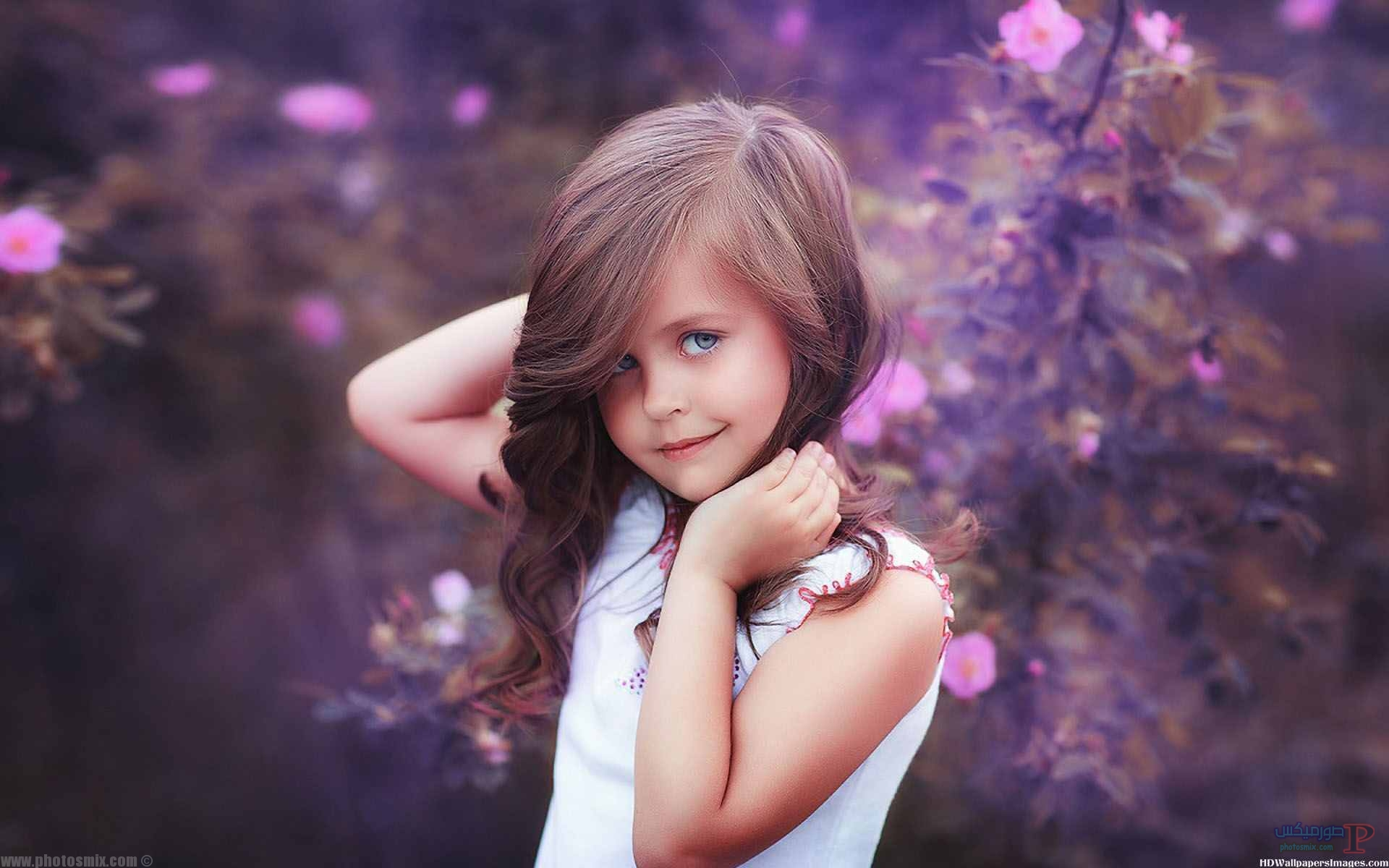 -صور-بنات-كيوت-10 صور أطفال صغار, اجمل صور بيبي, صور اطفال بغمازات, صور أطفال 2018