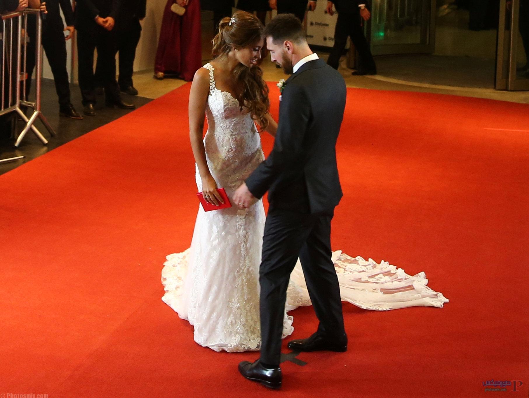 صور لزفاف ليونيل ميسي 3