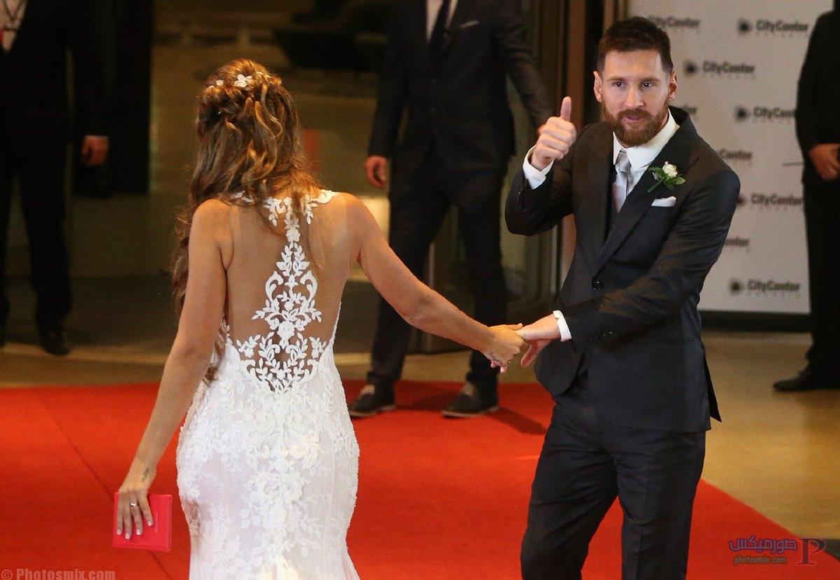 صور لزفاف ليونيل ميسي 7