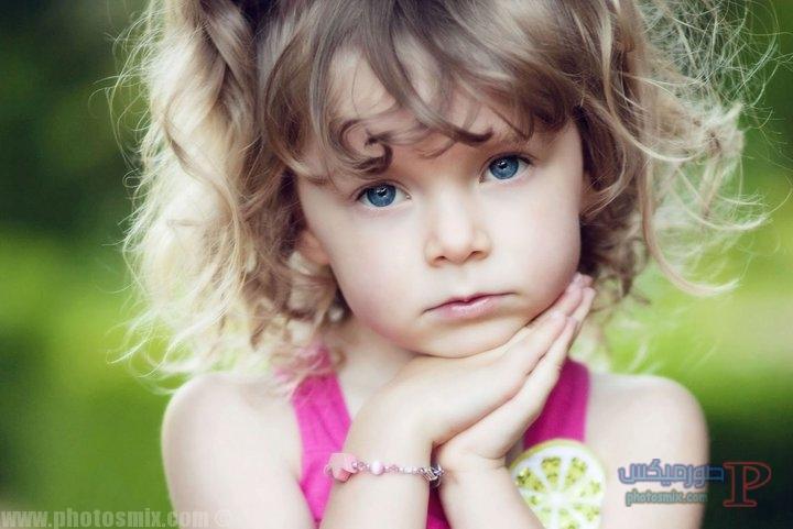 اطفال بغمازات جميلة