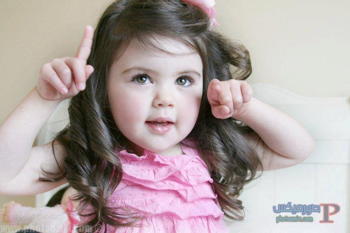 اطفال جميلة بعيون زرقاء 3