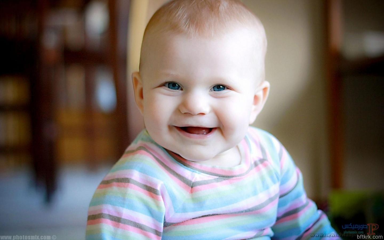 -اطفال-جميلة-بعيون-زرقاء-5 صور أطفال صغار, اجمل صور بيبي, صور اطفال بغمازات, صور أطفال 2018