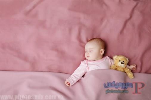 صور اطفال نائمون 1
