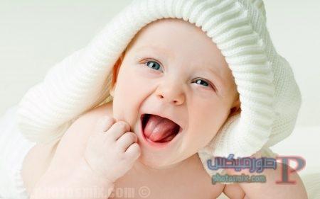 -بيبي-روعة-وحلوة-10 صور أطفال صغار , اجمل صور بيبي , صور اطفال بغمازات