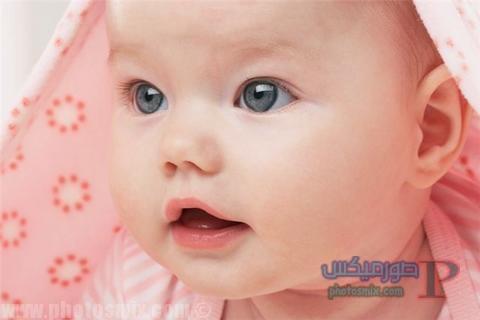 -بيبي-واطفال-حديثي-الولادة-12 صور أطفال صغار, اجمل صور بيبي, صور اطفال بغمازات, صور أطفال 2018