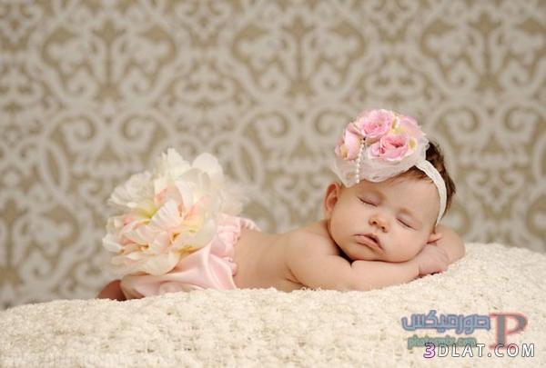 -بيبي-واطفال-حديثي-الولادة-14 صور أطفال صغار , اجمل صور بيبي , صور اطفال بغمازات