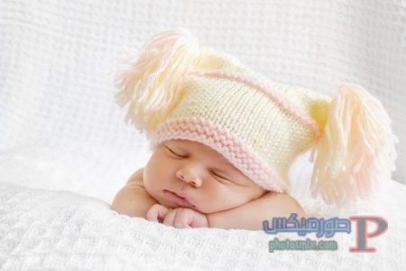 -بيبي-واطفال-حديثي-الولادة-8 صور أطفال صغار , اجمل صور بيبي , صور اطفال بغمازات