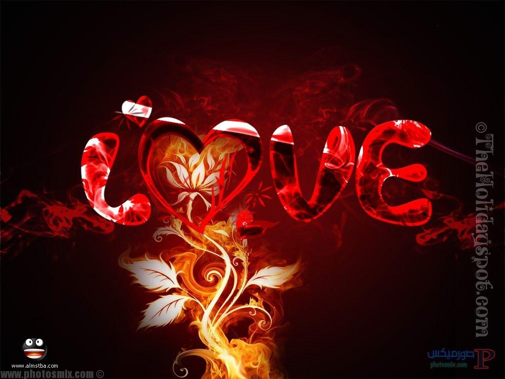 قلوب حمراء 12