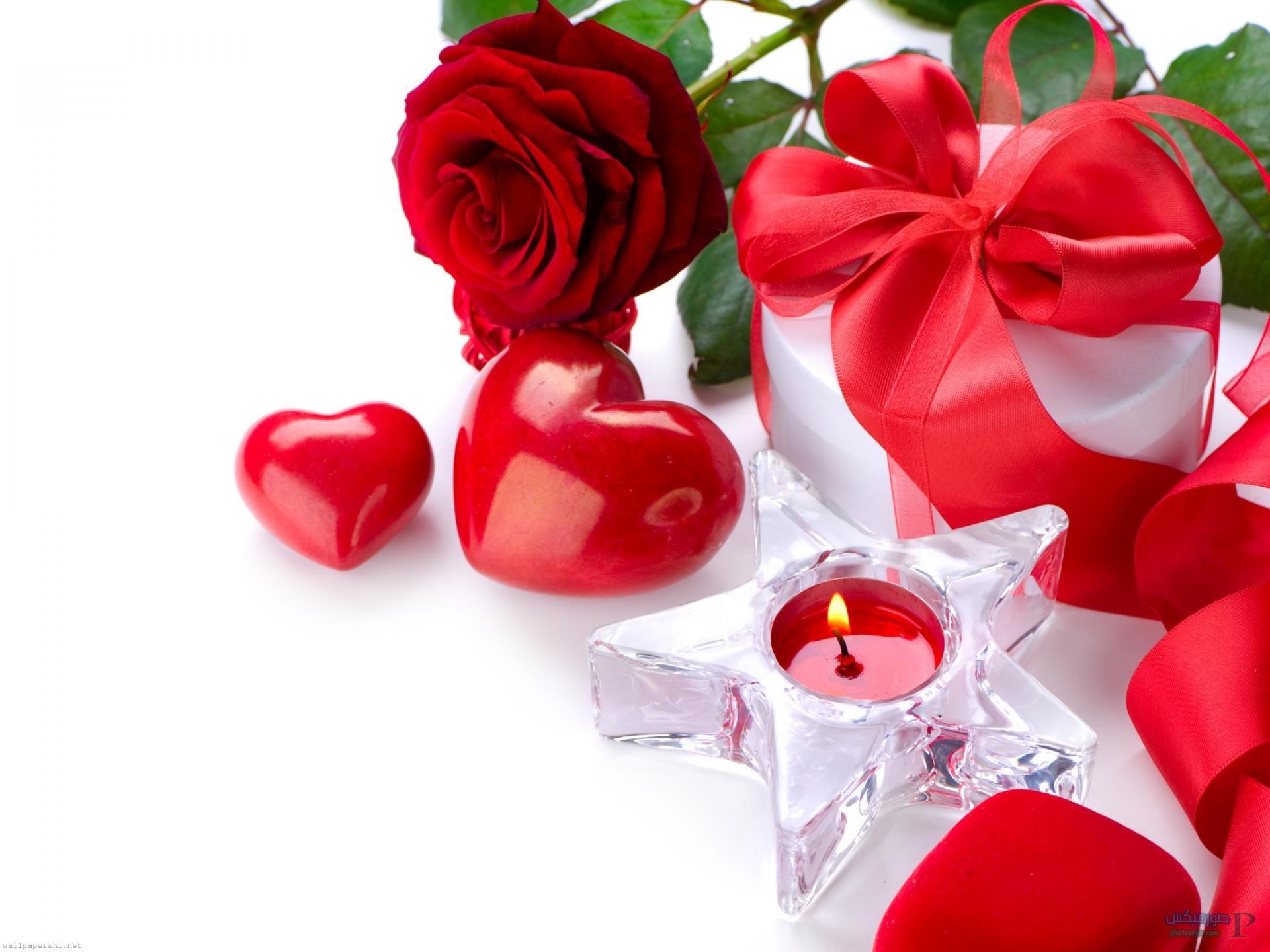 قلوب حمراء 6