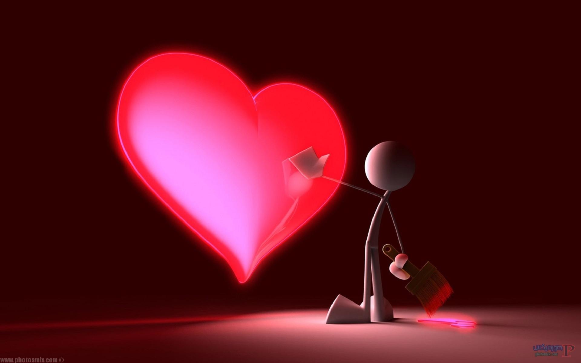 -قلوب-رمانسية-2 صور قلوب رومانسية, احلي قلوب حب وورد 2018, صور قلوب مجروحة