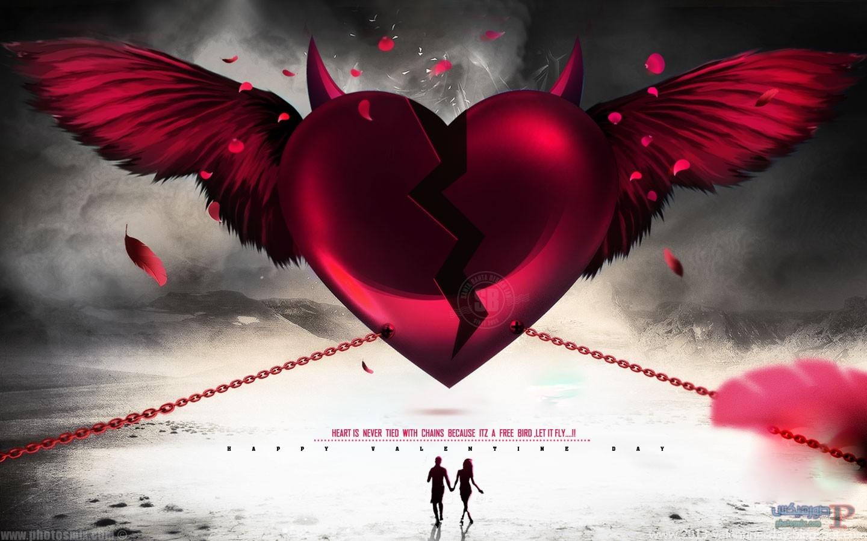 -قلوب-رمانسية-5 صور قلوب رومانسية, احلي قلوب حب وورد 2018, صور قلوب مجروحة