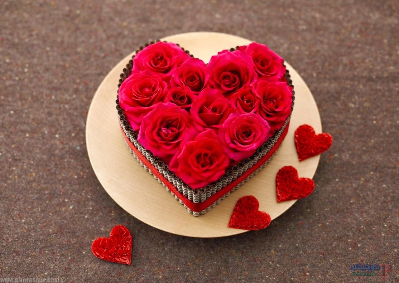 -قلوب-رمانسية-9 صور قلوب رومانسية, احلي قلوب حب وورد 2018, صور قلوب مجروحة