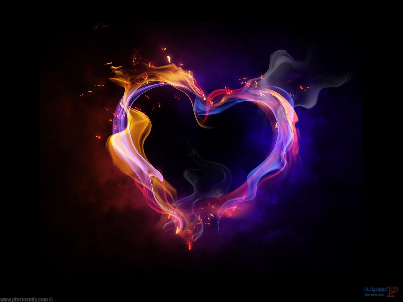 -قلوب-وورد-1 صور قلوب رومانسية, احلي قلوب حب وورد 2018, صور قلوب مجروحة