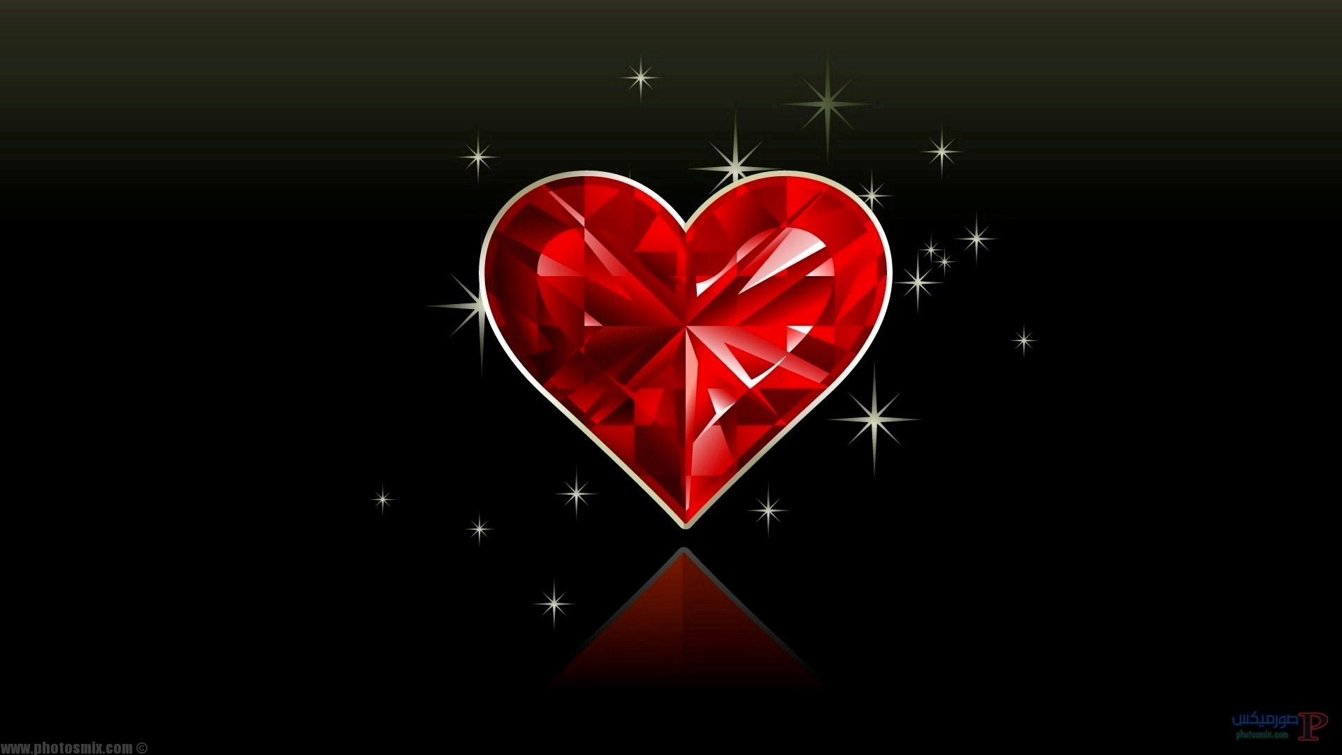 -قلوب-وورد-6 صور قلوب رومانسية, احلي قلوب حب وورد 2018, صور قلوب مجروحة