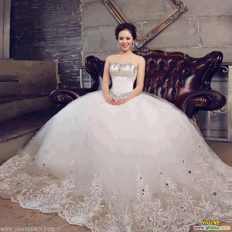 -زفاف-وخطوبة-6 صور فساتين سواريه ,موديلات فساتين سهرة 2017 , فساتين زفاف