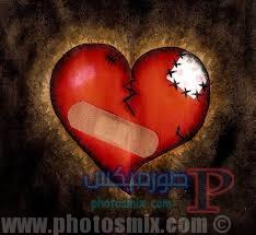 -حب-وقلوب-مجروحة-6 صور قلوب رومانسية, احلي قلوب حب وورد 2018, صور قلوب مجروحة
