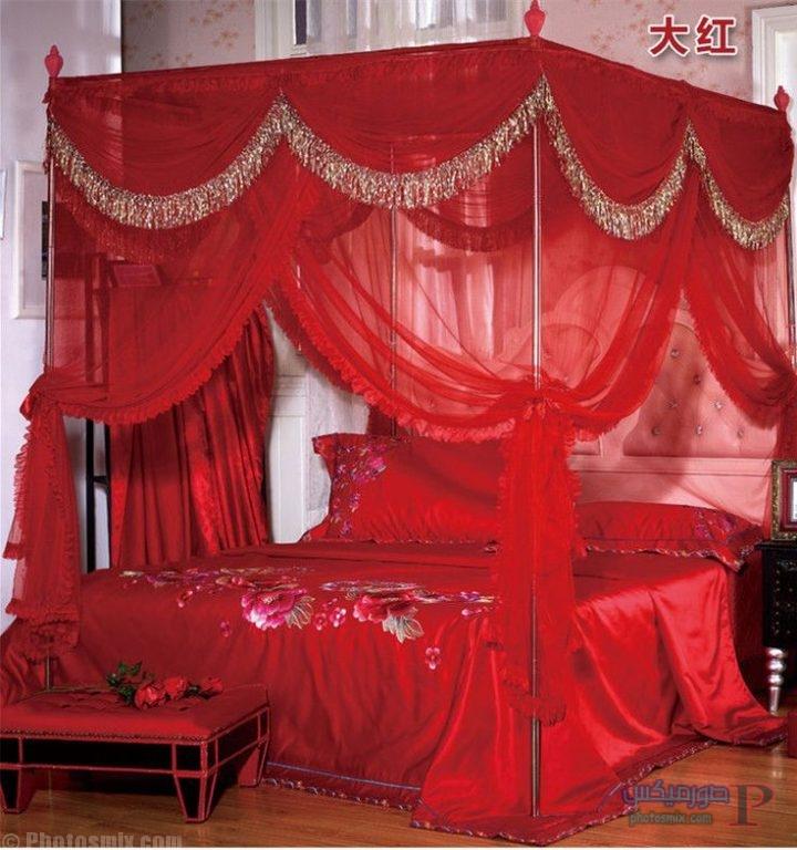 مفارش سرير عرايس يجنن 3
