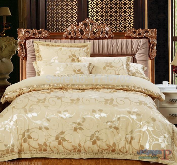 مفارش سرير للعرايس مطرزة 3