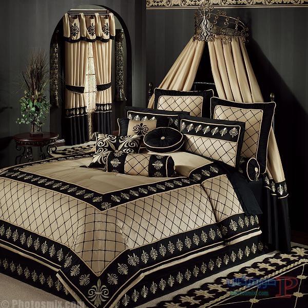 مفارش سرير للعرايس مطرزة 6