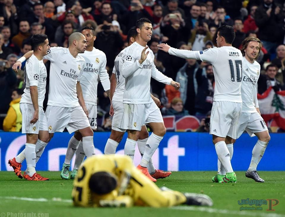 ريال مدريد بالفوز 14