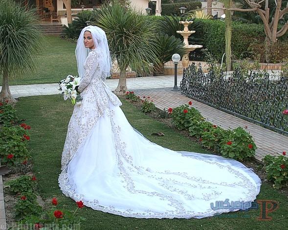 اجمل صور فساتين زفاف 15