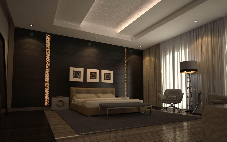 ديكورات جبس لغرف نوم وصالونات 1