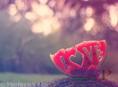 حلوة عن الحب