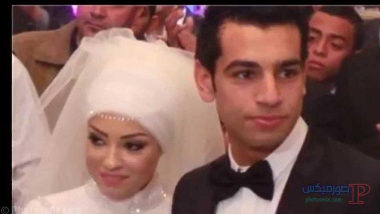 زفاف محمد صلاح واحلي صور لابنته 2