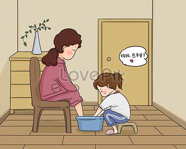 عبارات عن بر الوالدين بالصور 3