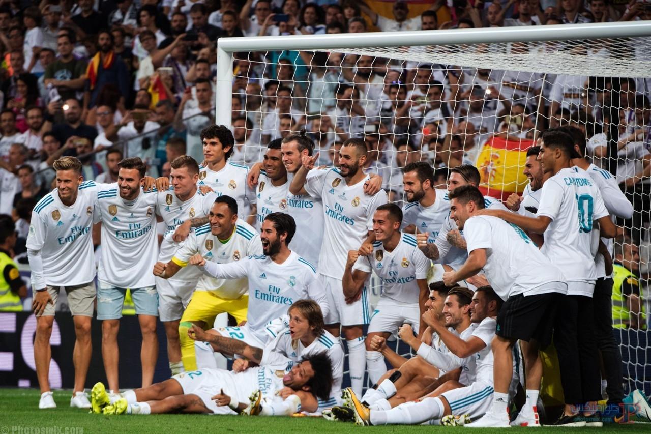 نادي ريال مدريد والمدرب