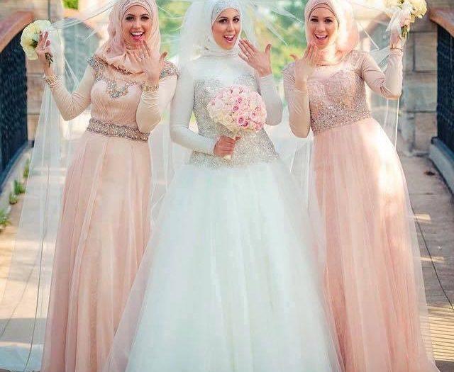 فساتين زفاف 2020 21