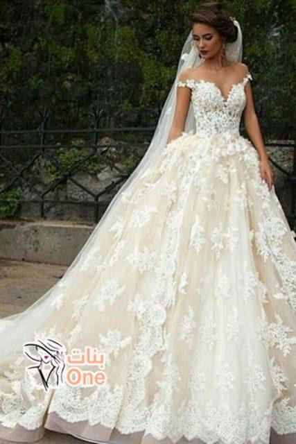فساتين زفاف 2020 26