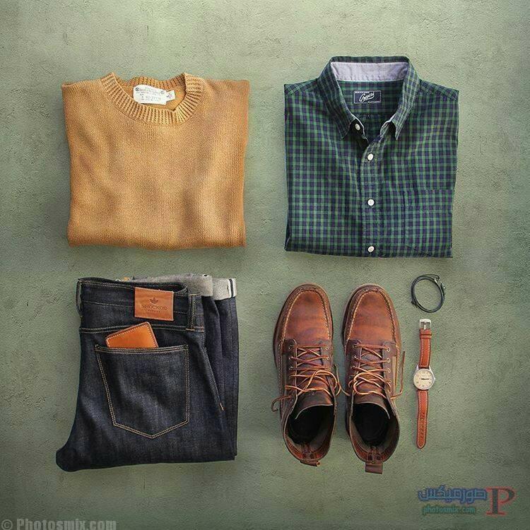 رجالي 2017 ملابس شتويه للرجال ملابس شبابيه 5