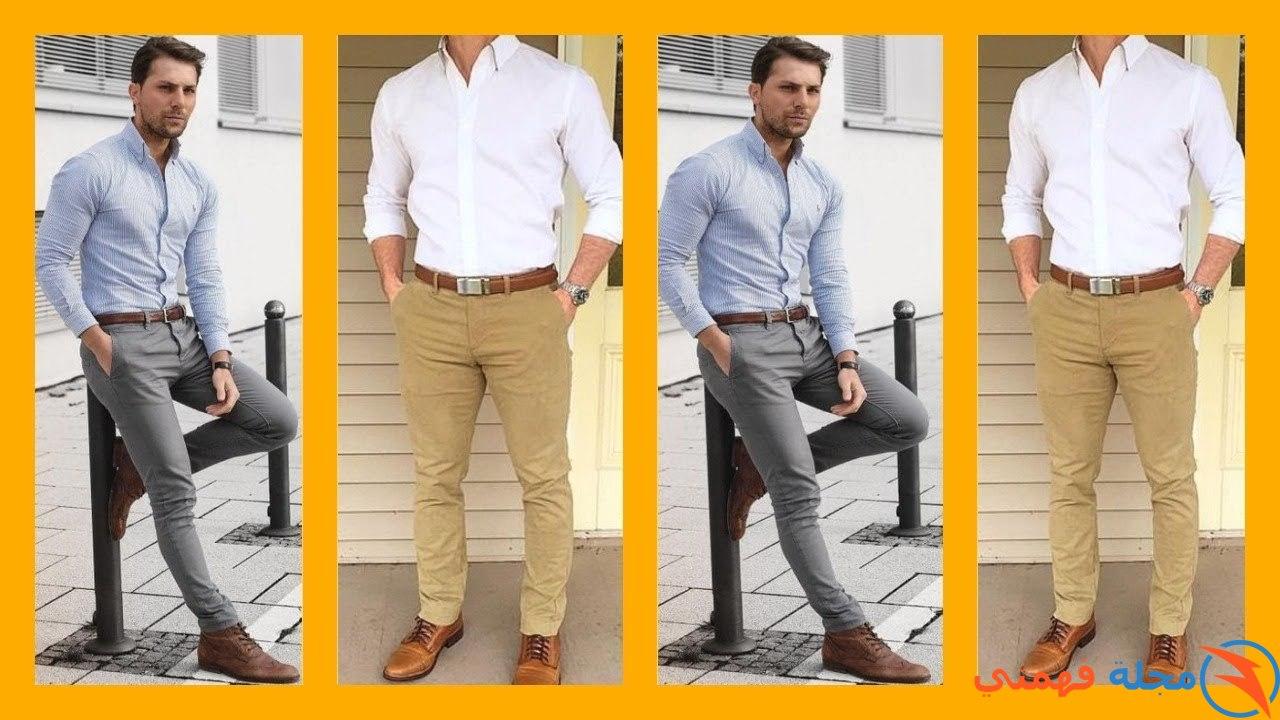 ملابس وازياء للرجال 2020 15