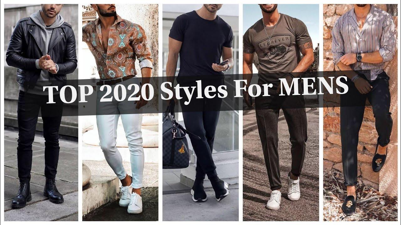 ملابس وازياء للرجال 2020 3
