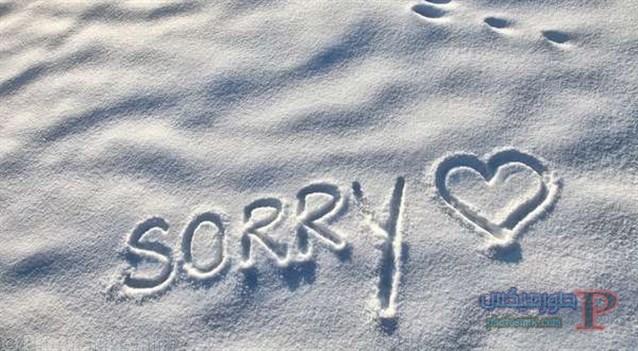 رسائل اعتذار جميلة 1