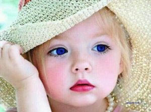 صور اطفال بنات قمرات