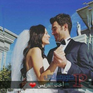 صور جميلة لاخت العريس 2