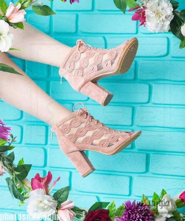أحذية حريمي 106 - صور أحذية حريمي صيف 2019, صور أحذية بنات جديدة, صور أحذية حريمي فلات