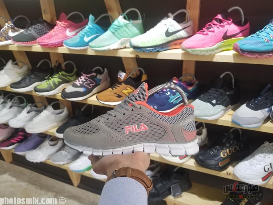 أحذية حريمي 125 - صور أحذية حريمي صيف 2019, صور أحذية بنات جديدة, صور أحذية حريمي فلات