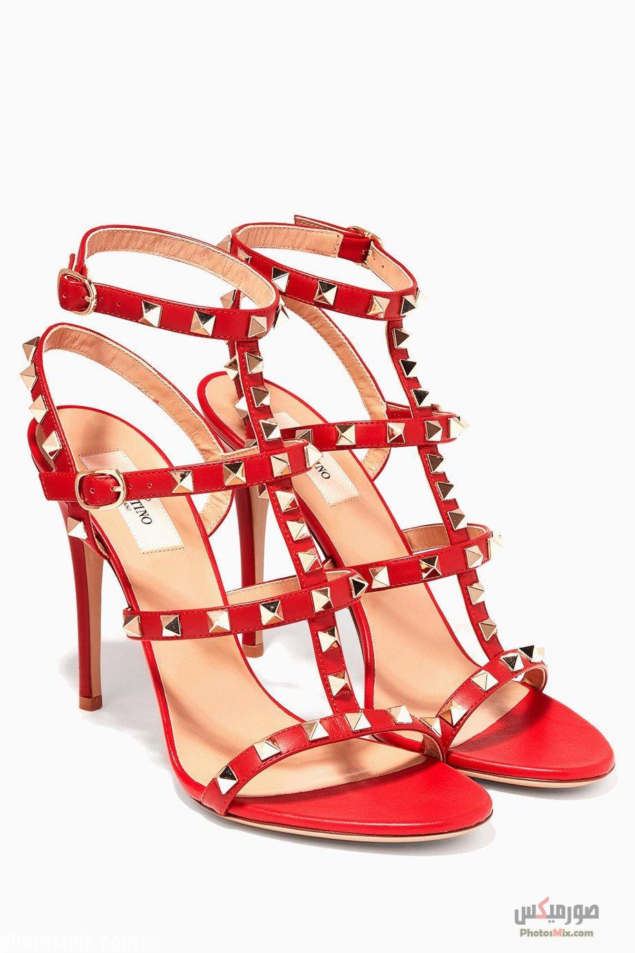 أحذية حريمي 142 - صور أحذية حريمي صيف 2019, صور أحذية بنات جديدة, صور أحذية حريمي فلات