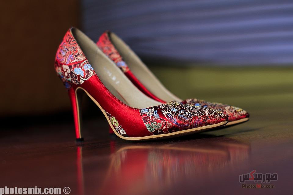 أحذية حريمي 150 - صور أحذية حريمي صيف 2019, صور أحذية بنات جديدة, صور أحذية حريمي فلات