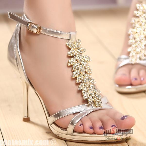 أحذية حريمي 16 - صور أحذية حريمي صيف 2019, صور أحذية بنات جديدة, صور أحذية حريمي فلات