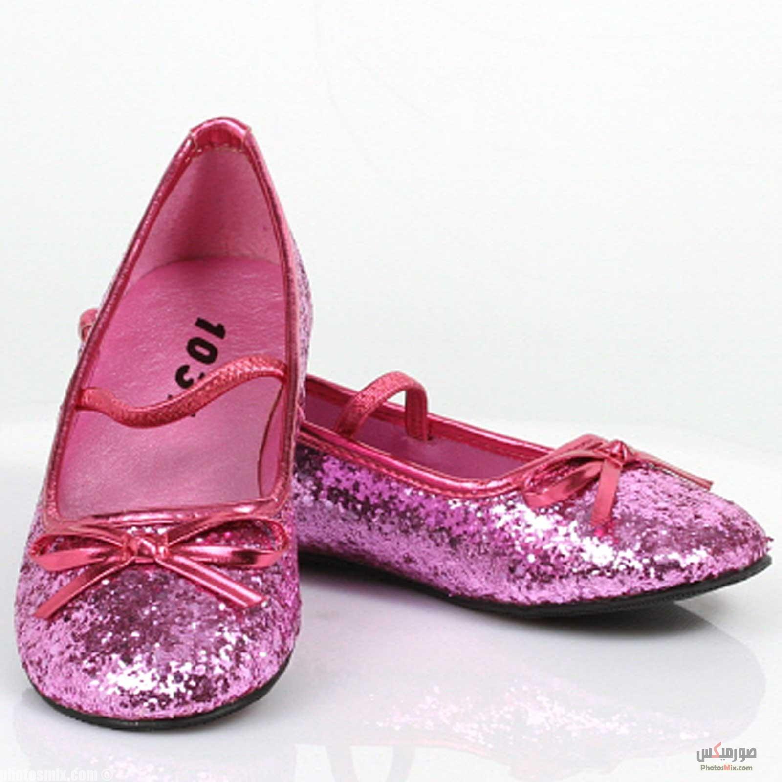 أحذية حريمي 177 - صور أحذية حريمي صيف 2019, صور أحذية بنات جديدة, صور أحذية حريمي فلات