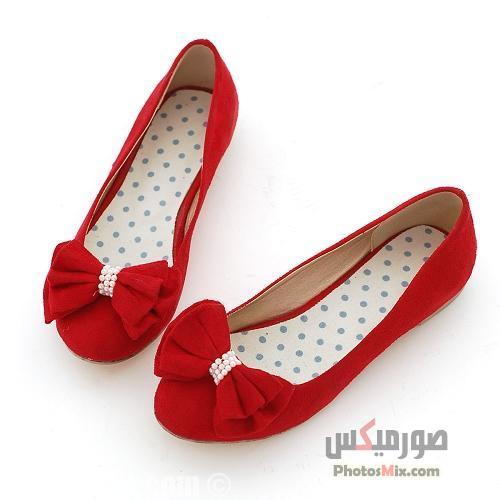 أحذية حريمي 24 - صور أحذية حريمي صيف 2019, صور أحذية بنات جديدة, صور أحذية حريمي فلات