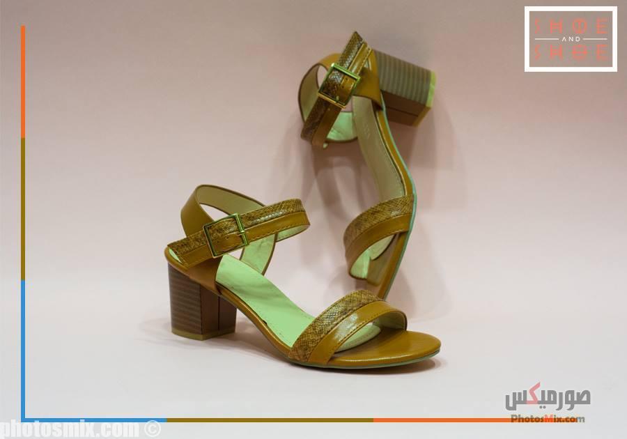 أحذية حريمي 61 - صور أحذية حريمي صيف 2019, صور أحذية بنات جديدة, صور أحذية حريمي فلات