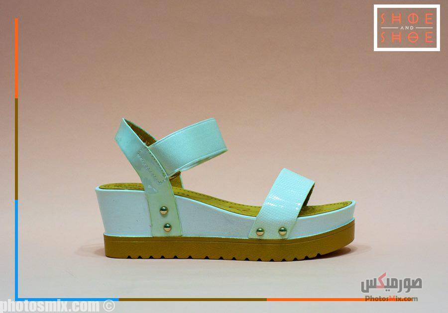 أحذية حريمي 62 - صور أحذية حريمي صيف 2019, صور أحذية بنات جديدة, صور أحذية حريمي فلات