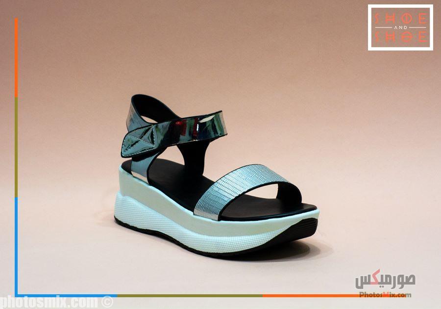 أحذية حريمي 63 - صور أحذية حريمي صيف 2019, صور أحذية بنات جديدة, صور أحذية حريمي فلات