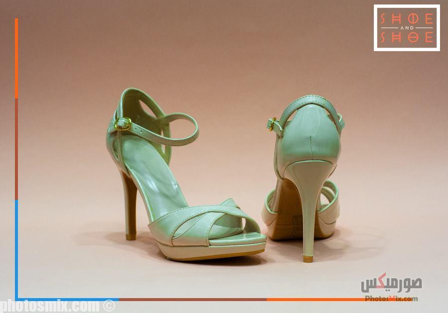 أحذية حريمي 67 - صور أحذية حريمي صيف 2019, صور أحذية بنات جديدة, صور أحذية حريمي فلات